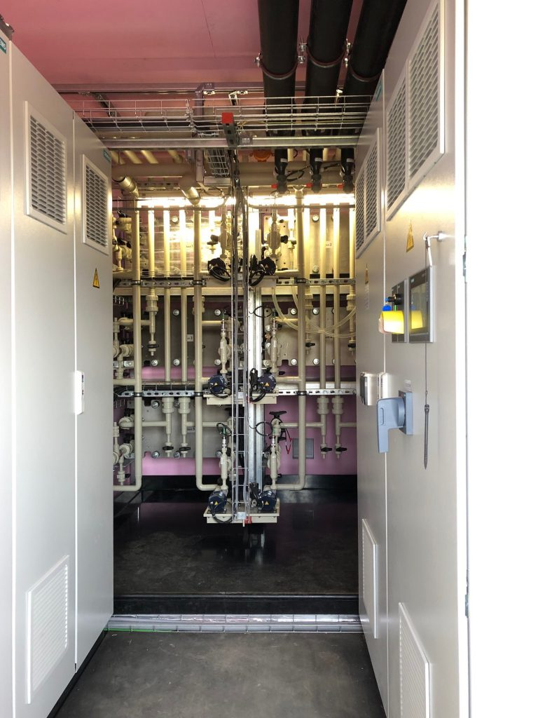 Testing of the Energykeeper redox flow battery has started | Energy
